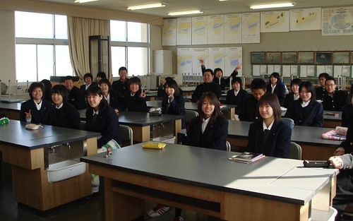 En las aulas
