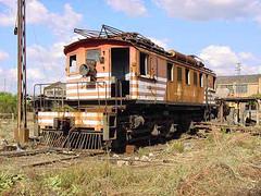 FPM54 Locomotiva Fepasa 6413 (Fernando Picarelli Martins) Tags: ferrovia fepasa cpef baldwinwestinghouse ciapaulistadeestradasdeferro locomotivaelétrica tipocc trensdecarga fepasaferroviapaulistasa 1927primeiraviagem