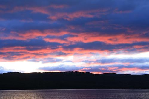 Sunrise September 19, 2009