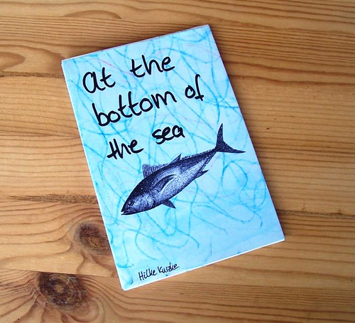 At The Bottom of The Sea - frontcover