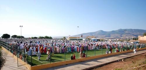 Rezo Multitudinario, Fin de Ramadán 028