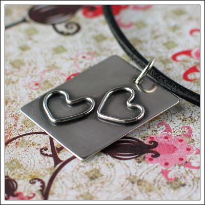 Heart pendant II