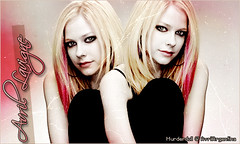 2008 - People Magazine (Stand in the rain~) Tags: avril lavigne