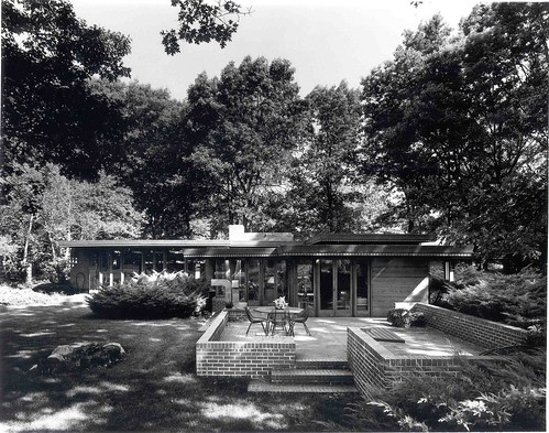 Melvyn Maxwell and Sara Stein Smith House (1949) Frank Lloyd Wright by you.