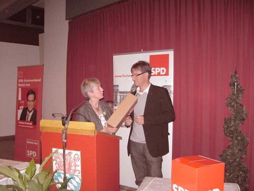 2009-09-23 | Wahlkampfabschluss der Rottal-InnSPD in Eggenfelden
