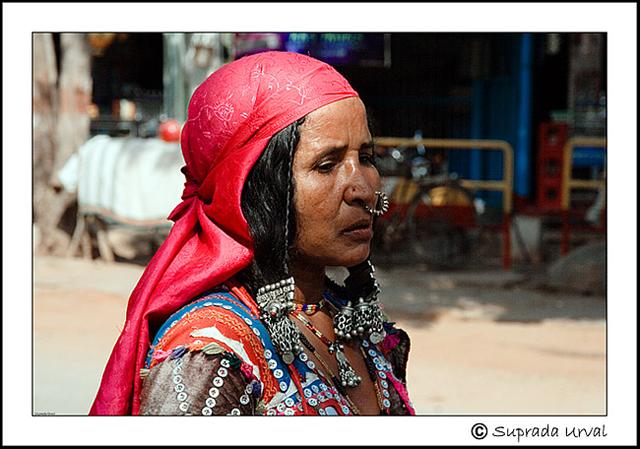 Lambani Woman