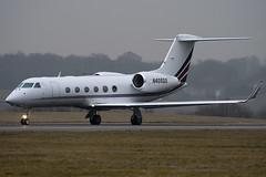 N405QS - Netjets - Gulfstream G450 - Luton - 090224 - Steven Gray - IMG_9817