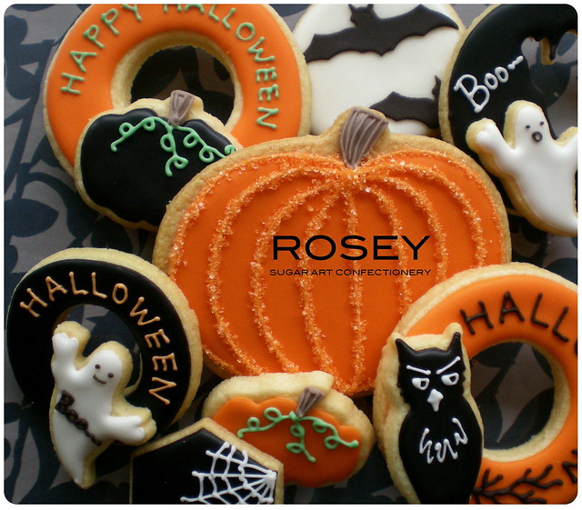 Halloween Cookie Gift