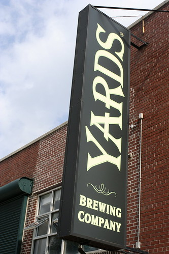 yard's brewery
