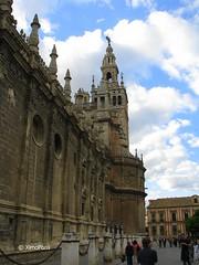 sevilla 135 (XimoPons : vistas 4.500.000 views) Tags: españa sevilla spain catedral andalucia ciudades iglesias catedraldesevilla ph227 ximopons