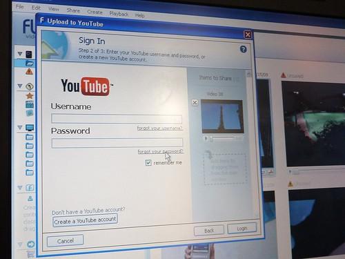 FlipShare Online Youtube