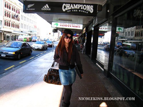 walking in auckland city