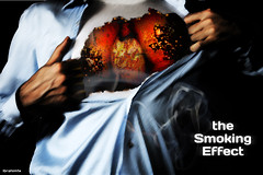 smoking effect (ibrahim.x) Tags: al do cut smoke smoking   somking   rased ibrahim1x ixstudio ixstudionet