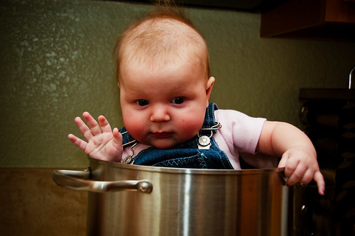 Baby Soup, Anyone?