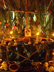 Altar de muertos (arosadocel) Tags: de altar costumbres popular campeche ofrendas tradiciones fieles difuntos religiosidad muertor