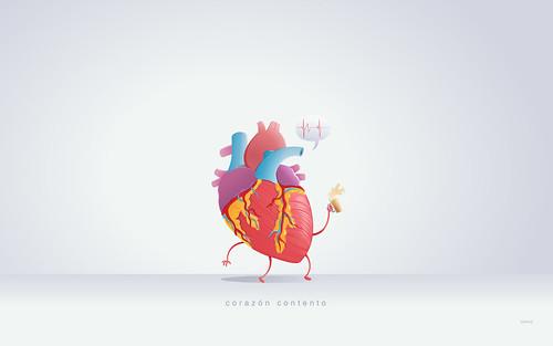 corazoncontento {wallpaper}