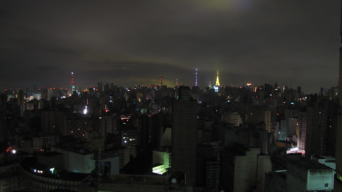 São Paulo no apagão