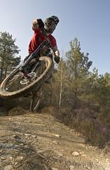 Rich C (Chain Meet Chainring) Tags: cycling downhill dirt biking extremesports mountainbiking drift offcameralighting