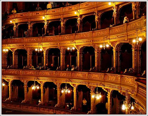 Hungarian  State Opera House - Magyar Állami Operaház