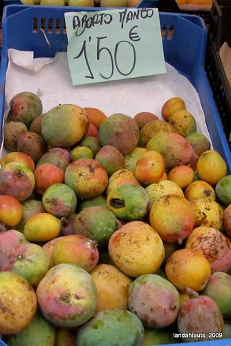 Abortos de Mango