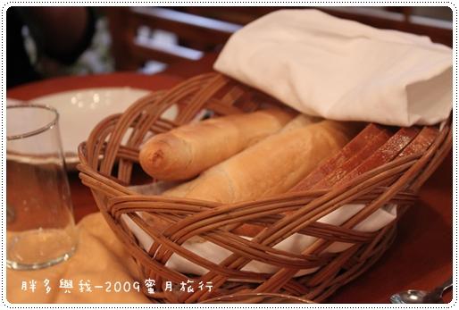 每餐都有的麵包