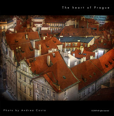 The heart of prague
