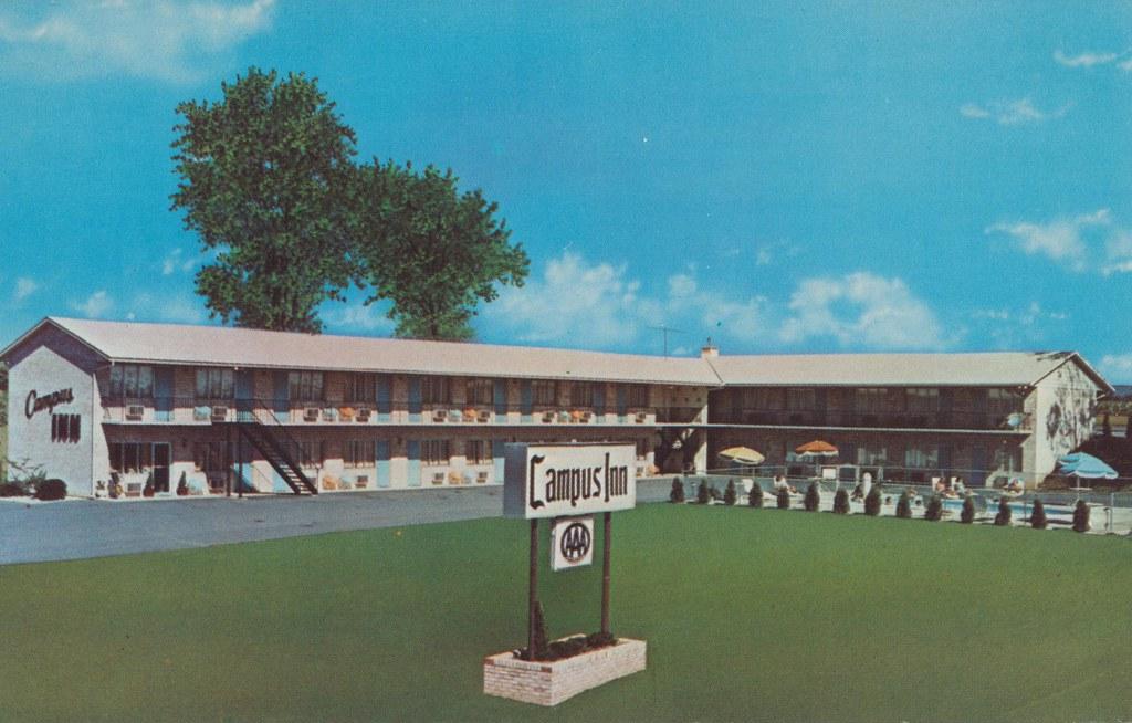 Campus Motor Inn - Kutztown, Pennsylvania