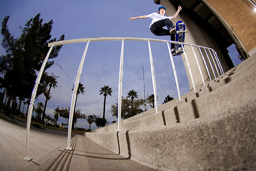 Sean Conrad Front Board Phoneix 10 Rail
