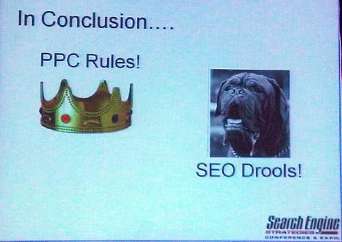 slide by Karen Weber at SES Chicago