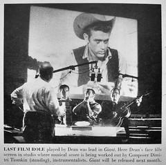 1955 JAMES DEAN Article LIFE MAGAZINE 1950s Movies GIANT (Christian Montone) Tags: 1955 hollywood 1950s lifemagazine jamesdean vintagemagazines