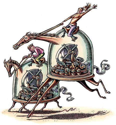 """""""The Great Race: ETFs vs. Funds"""""""
