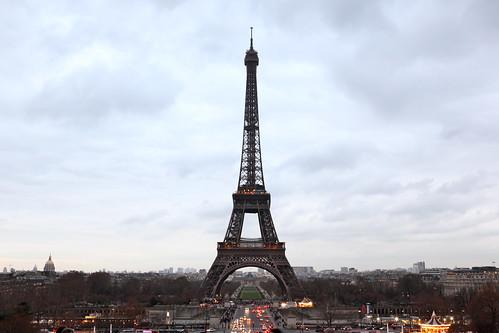 Tour Eiffel - Paris, France (Set)