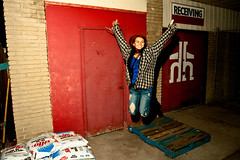 IMG_9768 (Scolirk) Tags: show charity music ontario rock bar burlington canon eos rebel jump punk ska band corporation event bands 500d panamared thejohnstones keepin6 t1i rockawaycancer