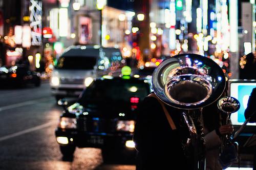 Ginza Christmas | Tokyo, Japan by jamesjustin, on Flickr