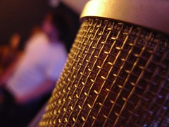 close mic'ed