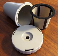 Reusable Kcup