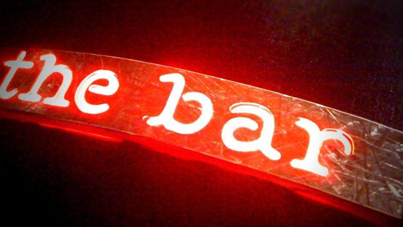 iPhoneography: the bar
