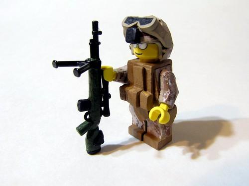 USMC M14 DMR