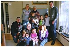 The Van Maarseveen family (bart_) Tags: chris iris anna fuji sam minolta familie bart dynax anneke wouter ingeborg nando 2880mm 400h luuk sietske 505si fujipro sytse