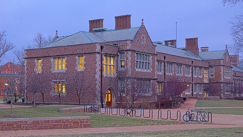 Washington University, in Saint Louis, Missouri, USA - James B. Eads Hall