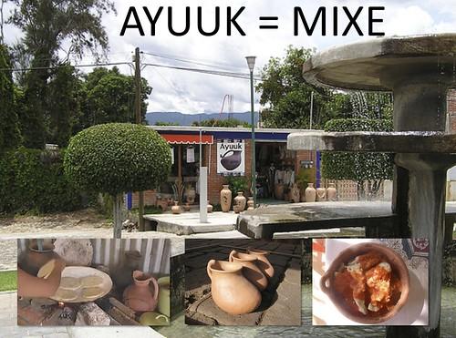 Ayuuk=Mixe