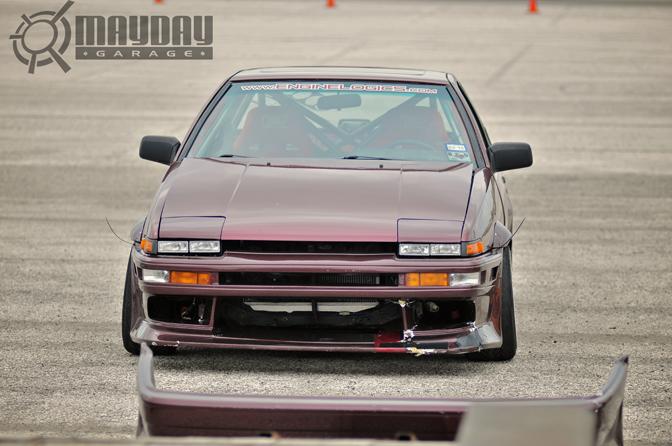 The Lexus V8 inspired AE86 that made Smoky Nagata smile. DD