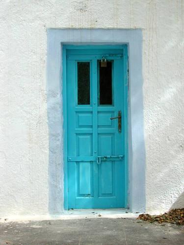 turquoise via tchochkes