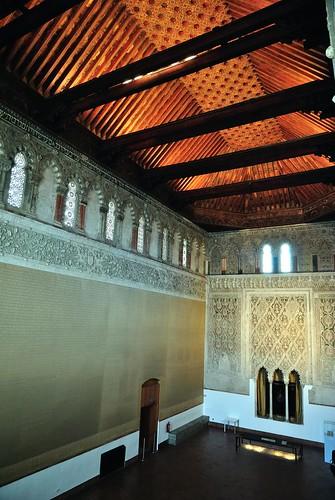 Sinagoga del Tránsito. Toledo.