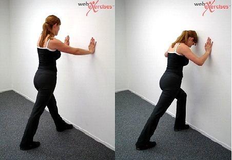 Gastroc Stretches