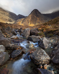 Fairy Pools Skye III (rgarrigus) Tags: mountain river landscape scotland isleofskye innerhebrides tse glenbrittle greatphotographers fairypools