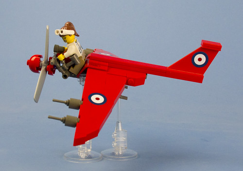 RAF Magpie Scout Plane 04