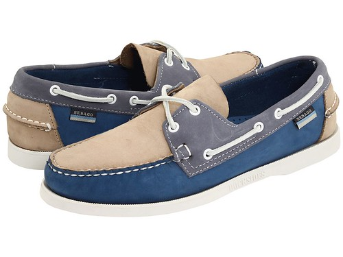 sebago spinnakers