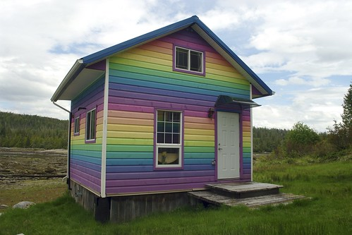 The rainbow guest house
