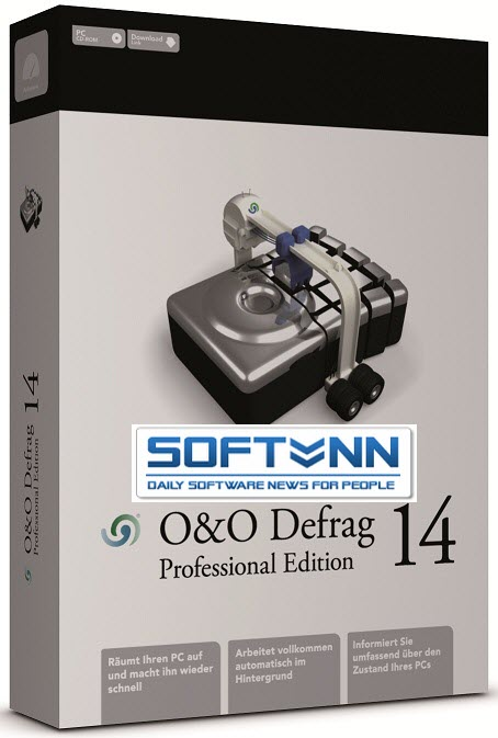 OO Defrag Professional 14.5.539 German x64